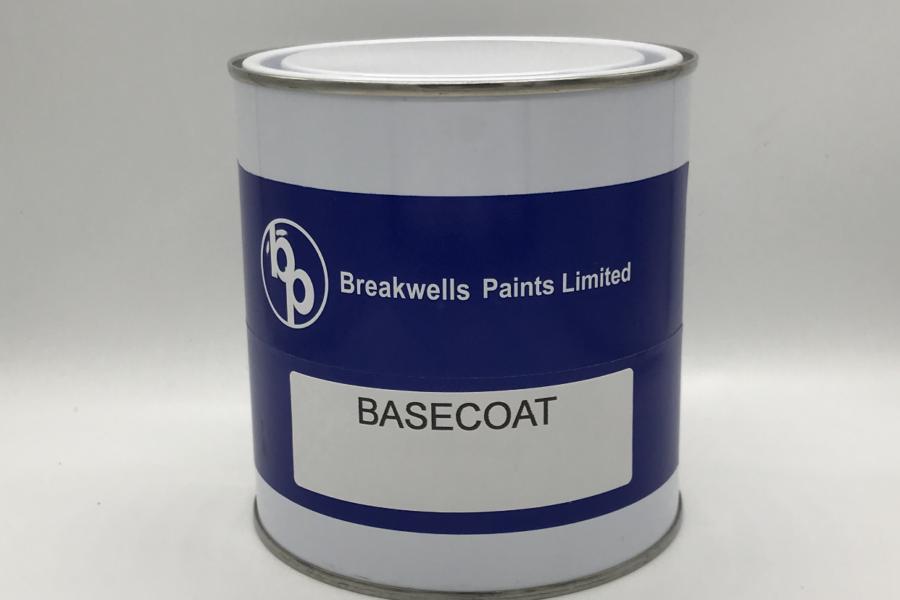 Basecoat